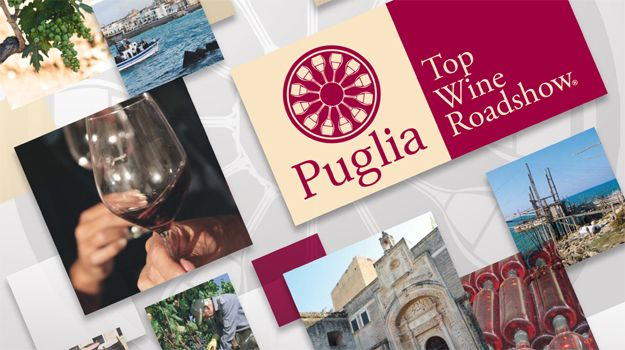 Puglia Top Wine Roadshow