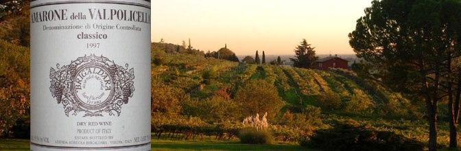 Amarone…travolgente passione: Brigaldara