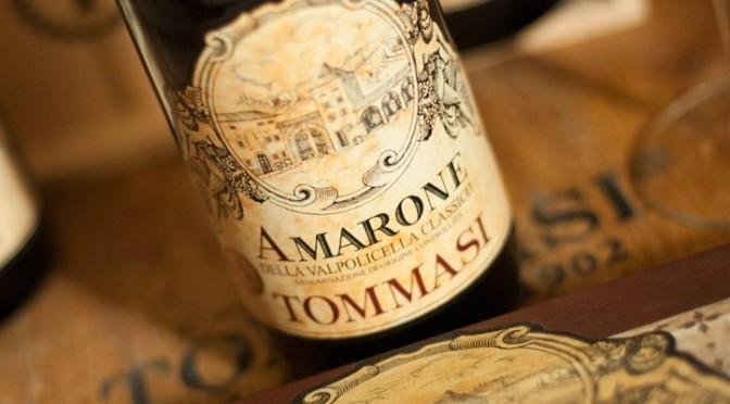 Amarone, Amarone, inestinguibile e travolgente passione